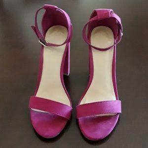 bd07defcc49 Women s Charlotte Russe Ankle Strap Sandals on Poshmark